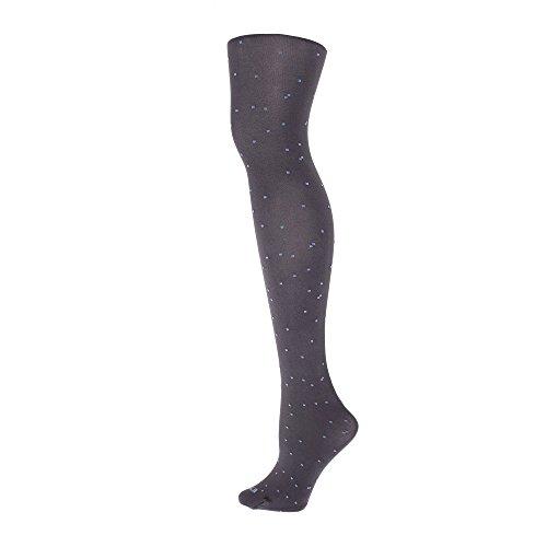 la de 60 rodilla mallas In Dryarn con elast de mujer hasta microfibra rodilla par Falls Pixel 1177 denier para xZYIXI