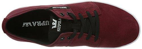 Supra Stacks Ii Hommes Nous 8.5 Chaussure De Skate Rouge Uk 7.5 Eu 42