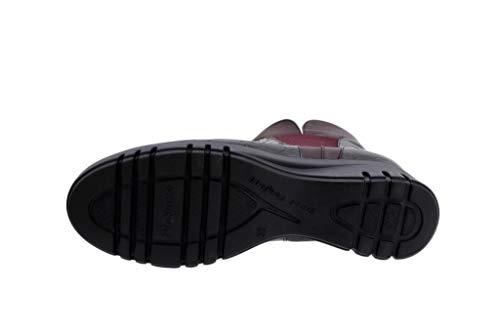 Mujer 185905 Cómodo Zapato Piesanto Kailux Botín Burdeos 05v0xdq