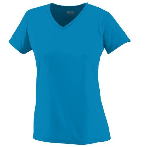 Augusta Athletic Wear - Augusta Sportswear Wicking T-Shirt, Small, Power Blue