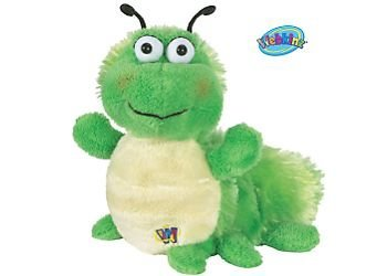 Webkinz Caterpillar Stuffed Animal