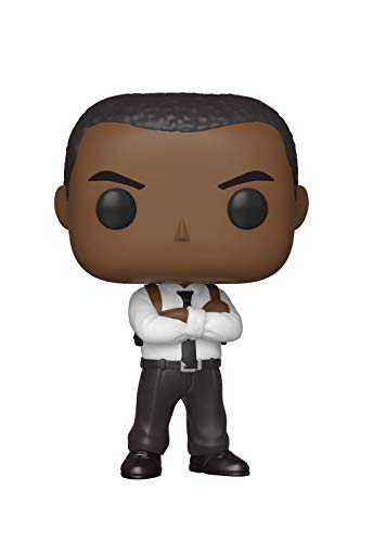 Funko POP! Marvel:Captain Marvel - Nick Fury