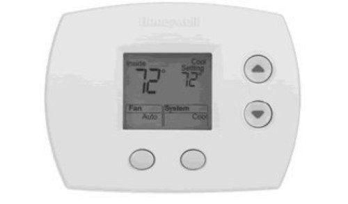 - Thermostat, Stages 1 Heat/1 Cool