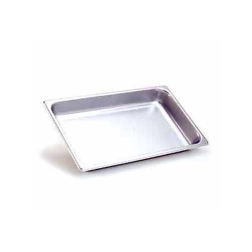 Update International SPH-1002 Stainless Steel Anti-Jam Steam Table Pan, Full, 2-1/2-Inch