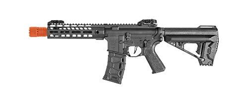 Elite Force VFC Avalon GEN2 Full Metal VR16 Saber CQB M4 AEG M-LOK - 6MM - Black Airsoft Gun/Rifle