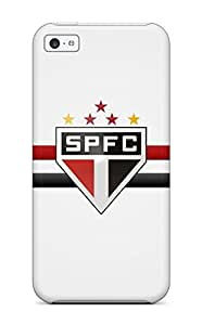 LastMemory Fashion Protective S?o Paulo Fc Case Cover For Iphone 5c
