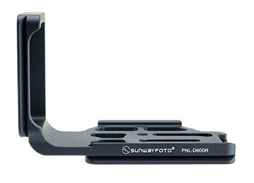 SUNWAYFOTO PNL-D600R L Plate for Nikon D600, D610 Camera Body Arca / RRS Compatible Sunway