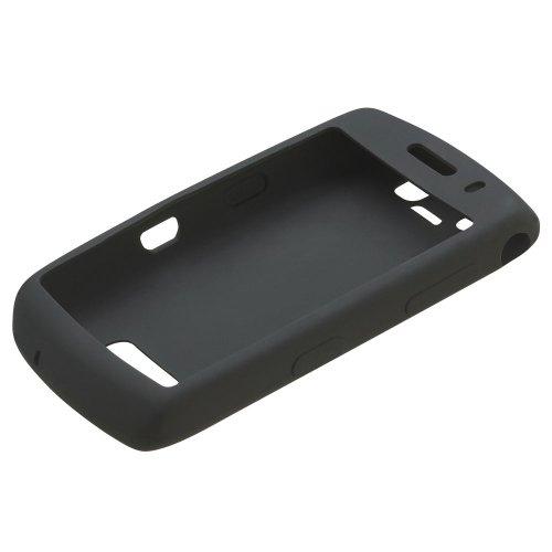 BlackBerry Skin for BlackBerry Storm 9500 (Black) (Case Storm Blackberry)