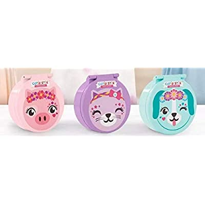Cutie Stix Compact Jewelry Compact (Pig): Toys & Games