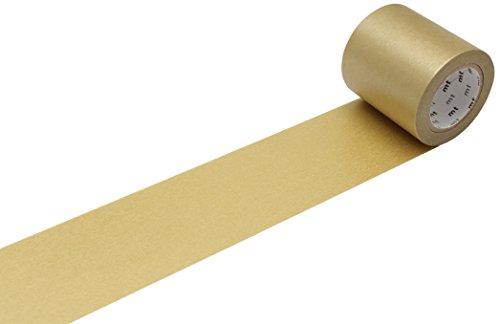 MT MTCA5084Z mt Casa Washi Paper Masking Tape [Genuine Kamoi Kakoshi/Produced in Japan]: 2'' x 33 ft, Gold by MT