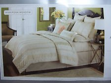 Martha Stewart Mariposa Meadow California King Bedskirt