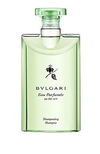 Bvlgari Au The Vert (Green Tea) Shampoo, 15 Ounces Total - Set of 6, 2.5 Ounce Bottles ()