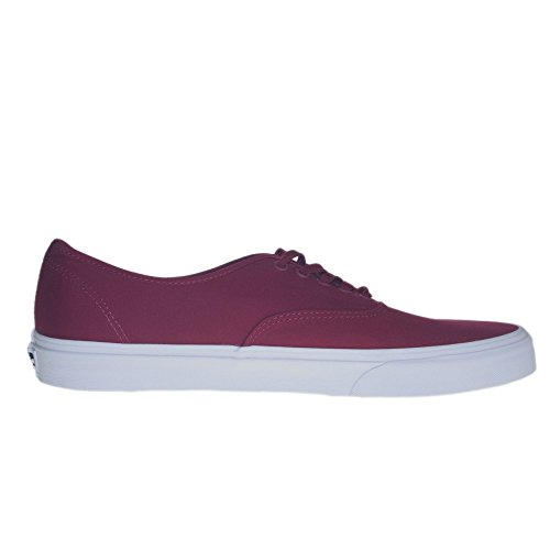 Vans U AUTHENTIC (MONO) BLACK - Zapatillas de lona para mujer Mono Sun Dried Tomato