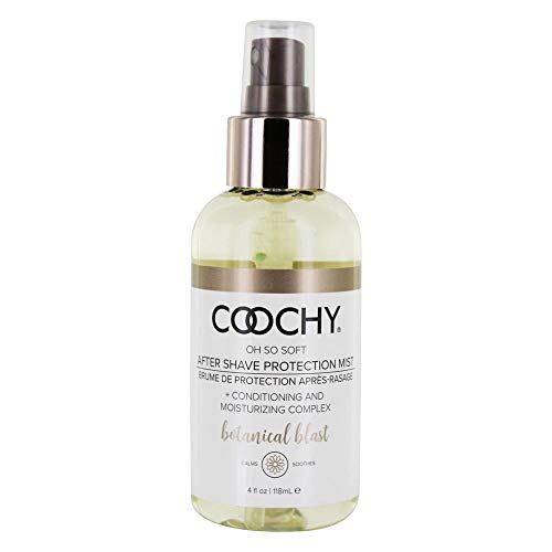 Classic Erotica Classic Erotica Coochy After Shave Protection Mist, 4 Ounce, 4 Ounce