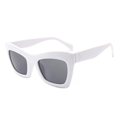 B de Gafas Hunpta Mujer Sol para de Ojo A de Gato Diseño qvRRO6xwg