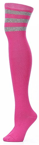 Leotruny Womens Triple Stripes Socks