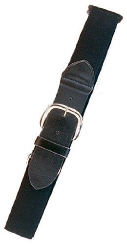 Champion Sports Adult Baseball/Softball Uniform Belt (Black) (Sport Uniform For Woman)