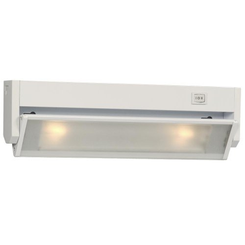 Galaxy Lighting 420912WH 2 Light Light type: Halogen Strip Under Cabinet ()