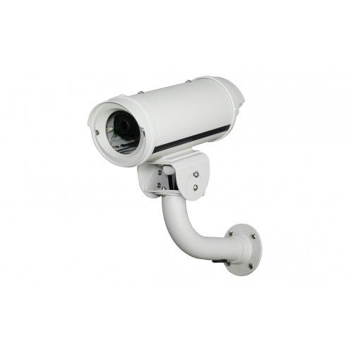 GANZ HWB-4 / Housing w/heater, blower & wall bracket for CS mt cameras, 24VAC