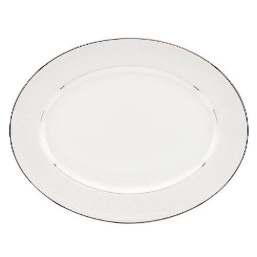 Lenox Artemis Oval Platter (Platinum Oval Classic Platter)