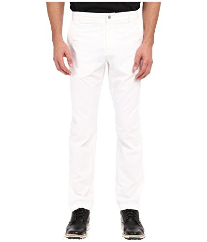 Nike Golf Modern Tech Woven Pants (White/Wolf Grey) 38-32