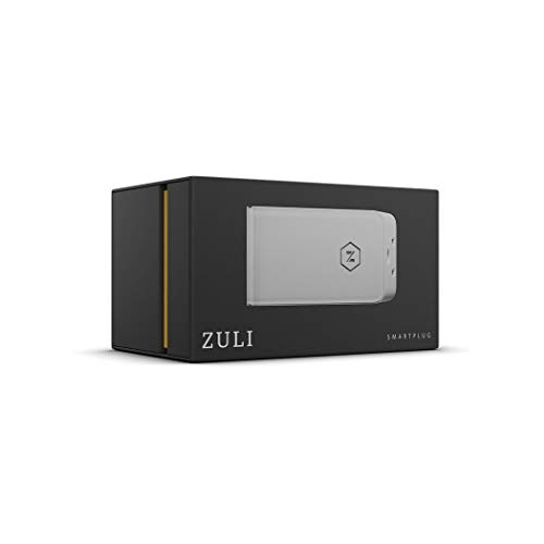 Zuli Smartplug: Smart Home Control, Dimmer, Energy Monitor & Timer (Individual)