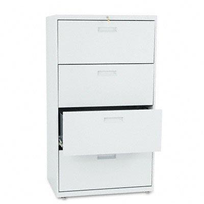 HON574LQ - HON 500 Series Four-Drawer Lateral File by HON
