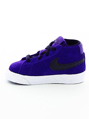 2 Turnschuhe Kind Schwarz 549551 Lila Weiß Nike 0BqTa4H