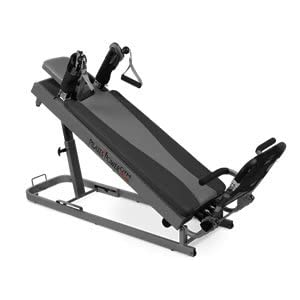 Pilates Power Gym PLUS Cardio Package (Incl. Power Flex Cardio Rebounder, Push Up Bar & 4 Pilates Workout DVDs)