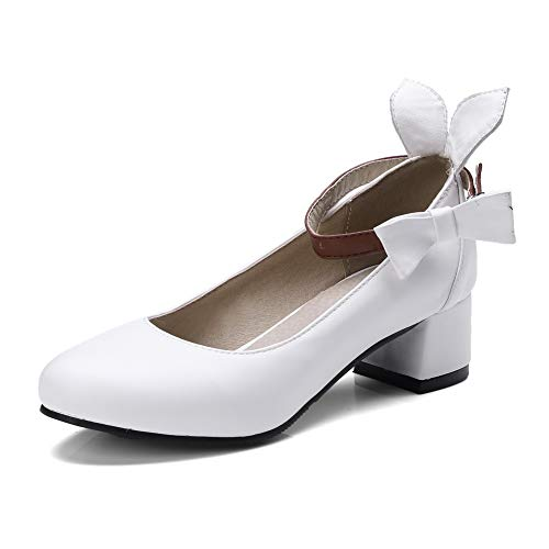 Compensées Blanc Femme SDC05707 Sandales AdeeSu TXwqUvvC