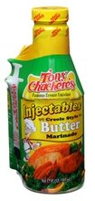 Tony Chachere's Creole Style Butter Marinade (6x17 Oz) by Tony Chachere's
