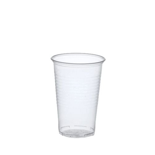 PAPSTAR Kunststoff-Trinkbecher PP transparent VE = 1 0,2 l