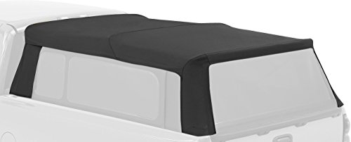 Bestop 76302-35 Black Diamond Supertop for Truck Bed Cover for 1994-2012 Chevy/GMC S-series/Sonoma/Colorado/Canyon; 1982-2011 Ford Ranger; 1994-2006 Mazda B-series, 6.0' bed