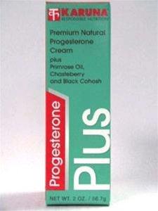 Karuna - progestérone Crème Plus