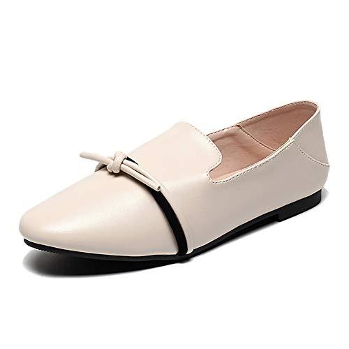 Casuales Planos Zapatos la 37 del otoño de EU UE Zapatos Trabajo Los 37 FLYRCX los Zapatos Primavera del cómodos Calzan y los Moda de la de awpqRE8x5