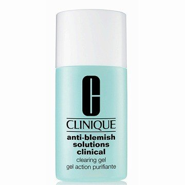 New! Acne Solutions Clinical Clearing Gel, 1 oz / 30 ml
