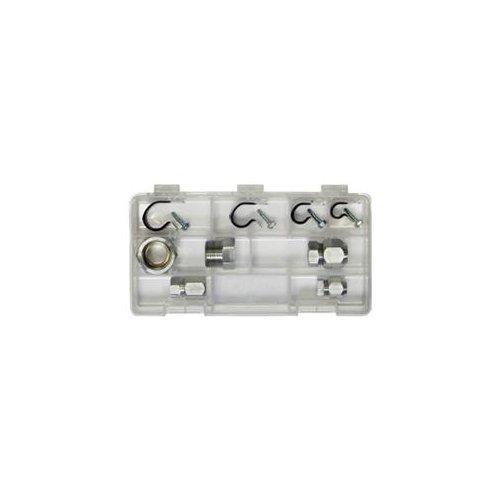 S.U.R.& R.Auto Parts AC80 A/C Compression Block Off Kit