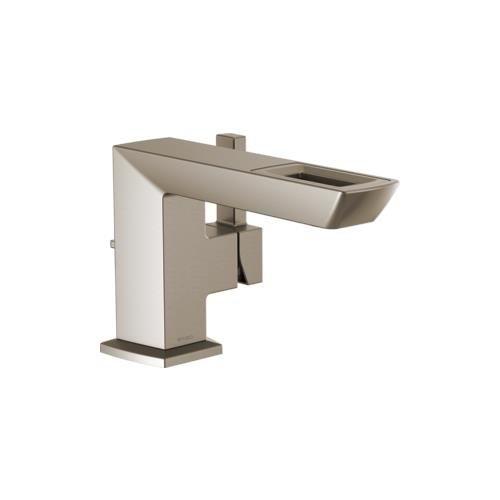 Handle Open Spout - Brizo 65086LF-NK-ECO - Brizo Vettis: Single-Handle Lavatory Faucet With Open-Flow Spout Luxe Nickel 65086LF-NK-ECO.