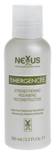 Strengthening Reconstructor (Nexxus Emergencée Strengthening Reconstructor 3.3 Ounces)