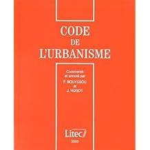 Code de l'urbanisme, 1988 (ancienne édition)