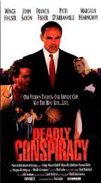 Deadly Conspiracy [VHS]