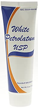 Medline MSC095034 Petroleum Jelly, 4 oz (Pack of 12)