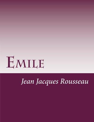 Download Emile pdf epub