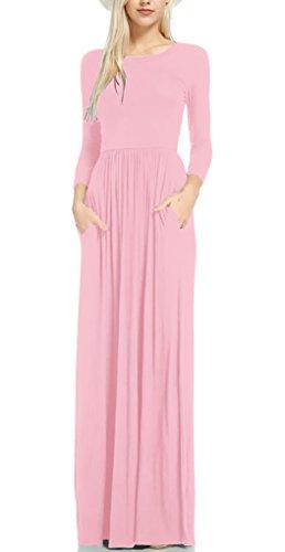 full length long sleeve dress - 5