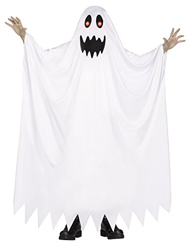 Fade In & Out Ghost Kids Costume 2017