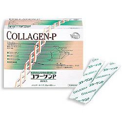 全薬工業 養生食品コラーゲンP 2g×60パック3箱セット B00W0GS126