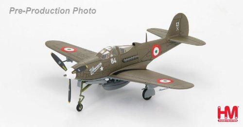 1/72 P-39Q エアラコブラ 南イタリア空軍 「P-39 エアラコブラシリーズ」 HA1710