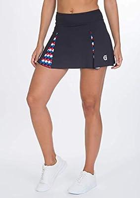 a40grados Sport & Style, Falda Fantastica, Mujer, Tenis y Padel ...