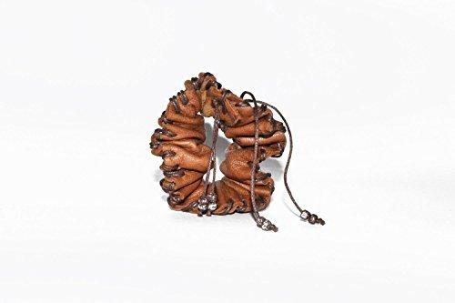 Elastic Hair Scrunchie // COW POW // Ponytail Holder