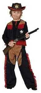 Rubies 1 2391 164 - Disfraz de vaquero para niño (talla 164)